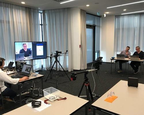 Rückblick: Gelungene Premiere für das digitale Business Breakfast