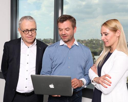 Datenmanagement und Datenklassifizierung mit der Software dataglobal CS