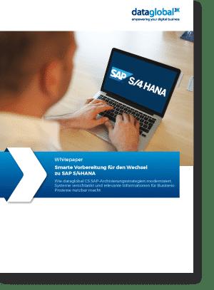 Whitepaper smarte Vorbereitung für den Wechsel zu SAP S/4 HANA