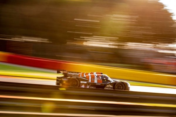Laurents Hörr brilliert in der European Le Mans Series